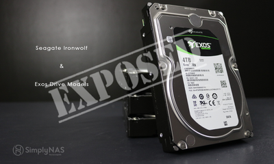 Seagate IronWolf and Exos Drive Models - Exposed