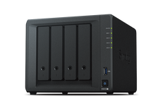 DiskStation DS918+  Powerful and scalable 4-bay NAS for growing businesses