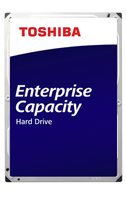 Toshiba Enterprise grade hard drives
