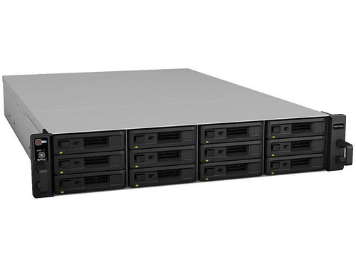 Synology RXD1215sas (Diskless) 12-Bay NAS Server