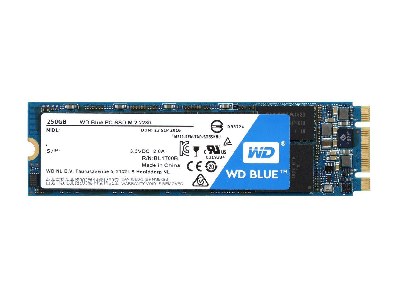 Wd Blue M2 250gb Internal Ssd Solid State Drive Wds250g1b0b Hardisk Pc 250 Gb Seagate Sata