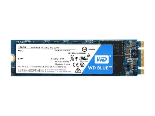 WD Blue M.2 250GB Internal SSD Solid State Drive