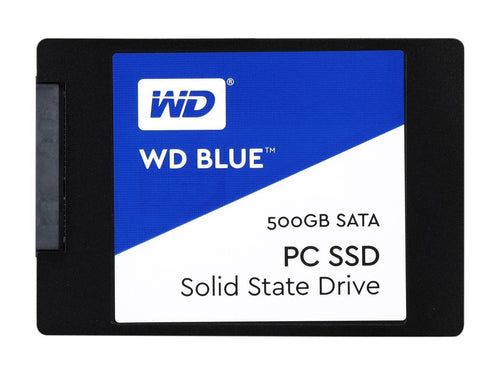 WD Blue 500GB Internal SSD Solid State Drive SATA