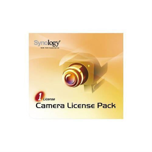 Synology CLP1 IP Camera License Pack for 1 User