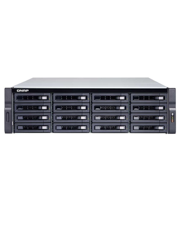 QNAP TDS16489U-SE2-R2-128SSE 96TB integrated w/ 12 x 8TB Enterprise SAS PRO drives, {$sku}, TDS-16489U-SE2-R2-US