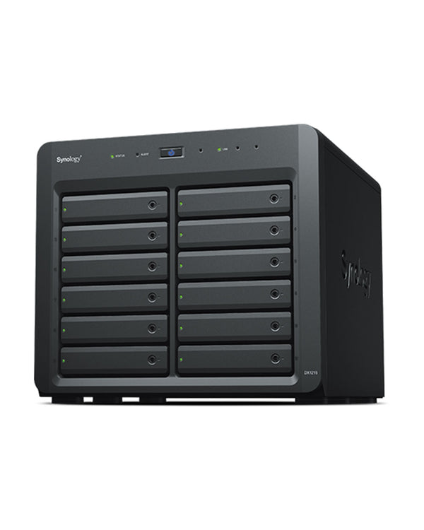 Synology DX1215 Diskless 12-Bay Expansion Unit, {$sku}, DX1215