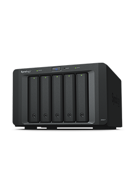 Synology DX517 5 Bay Expansion Unit - Diskless, {$sku}, DX517