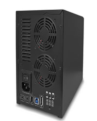 80TB Mobius 5-Bay FireWire 800, eSATA, USB 3.0 RAID Hard Drive Array, {$sku}