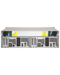 QNAPES1686dc-128-1610SSE – 160TB integrated w/ 16 x 10TB SAS Ultra Enterprise drives 16-Bay Active-Active Dual Controller ZFS NAS tested ready to use