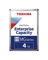 4TB - Toshiba 7.2K SATA‑6Gbps 512E 3.5Inch Internal HDD - MG04ACA400E, {$sku}, Enterprise