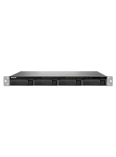 QNAP TS-983XU-RP-E2124-8G 16TB (4x4TB) 9-bay NAS Integrated with Seagate Constellation (Enterprise), {$sku}, TS-983XU-RP-8G-US