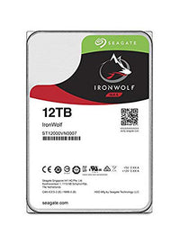 12TB - Seagate IRONWOLF NAS HDD, ST12000VN0007, {$sku}, IRONWOLF
