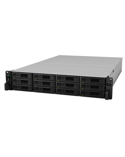 Synology SA3600 12 Bay Diskless 2U SAS NAS Flash Based Server