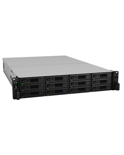 Synology SA3600 100TB integrated with Toshiba Enterprise HDD and 2 x 256GB Micron SSD