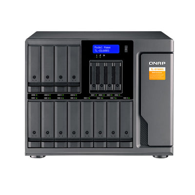 QNAP TL-D1600S-US 16-Bay Desktop Sata JBOD Expansion Unit