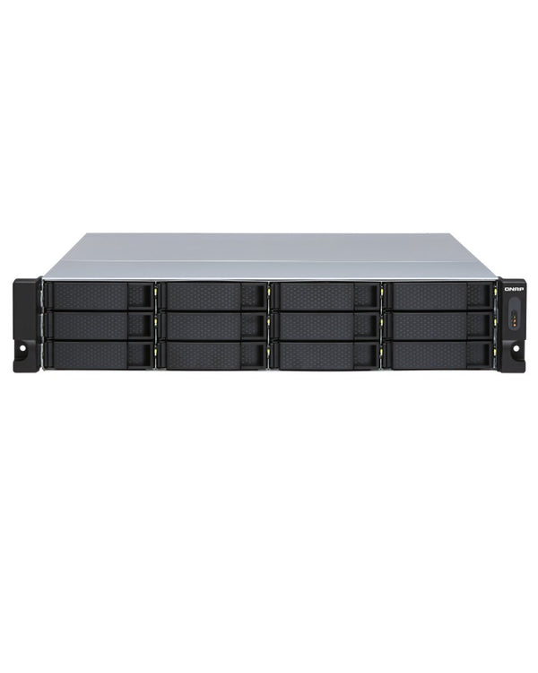 QNAP TL-R1200S-RP-US 12-Bay 2U Rackmount SATA JBOD Expansion Unit