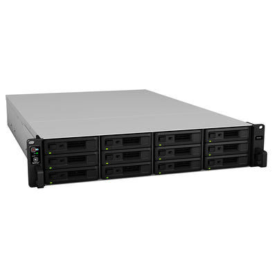 Synology UC3200 92TB all Flash Dual Controller NAS integrated with high performance SSD's ready to use