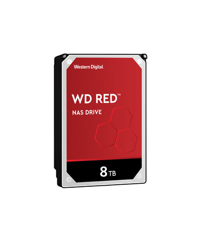 8TB - Western Digtal RED 5900RPM (WD80EFAX) - BLACK FRIDAY SPECIAL