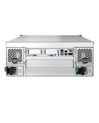 QSAN XCubeNAS XN8024R-SN 128TB integrated with 8TB Toshiba Enterprise