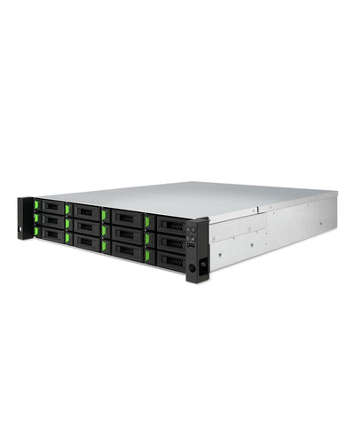 QSAN XCubeSAN XS1212S-US Diskless 12 Bay 2U SAN Storage Solution