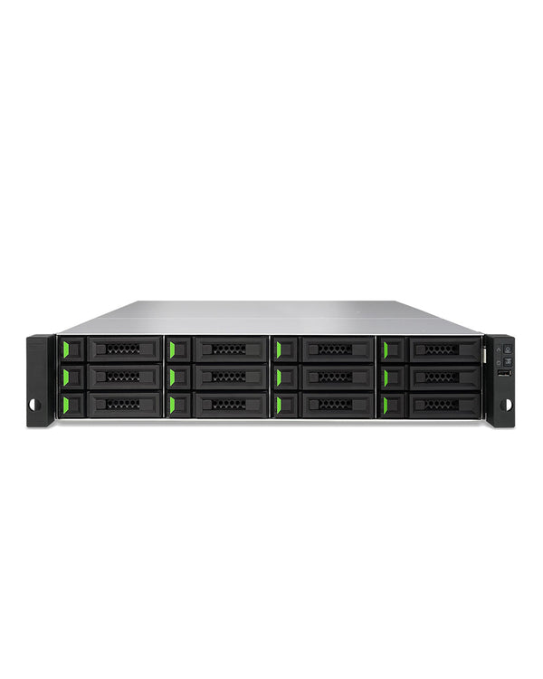 QSAN XCubeSAN XS3212S-US Diskless 12 Bay 2U High-Performance SAN System, {$sku}, XS3200