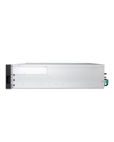 QSAN XS5216D 123TB all Flash Dual Controller NAS integrated with high performance SSD's ready to use