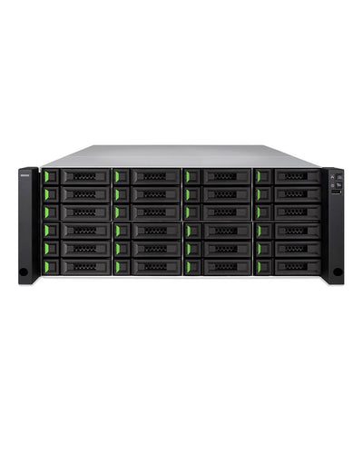 QSAN XCubeSAN XS3224S-US Diskless 24 Bay 4U High-Performance SAN System