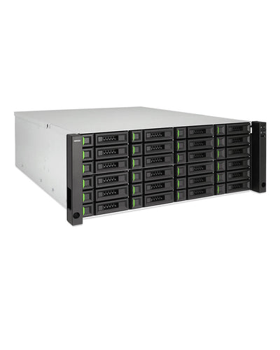 QSAN XCubeSAN XS1224S-US Diskless 24 Bay 4U SAN Storage Solution