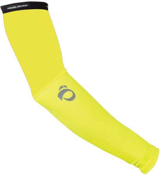 Pearl Izumi - Unisex, Elite Thermal Arm Warmer, Screaming Yellow