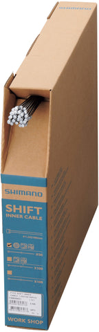 Shimano Shift Inner Road / MTB stainless steel gear inner wire, 1.2 x 2100