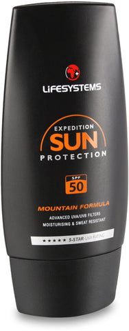 Lifesystems - Mountain SPF 50 sun cream - 50ml