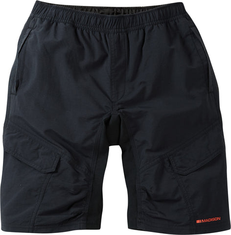 Madison - Trail youth shorts, black