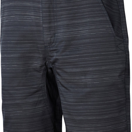 Madison - Roam men's shorts, pinned stripes black / phantom large
