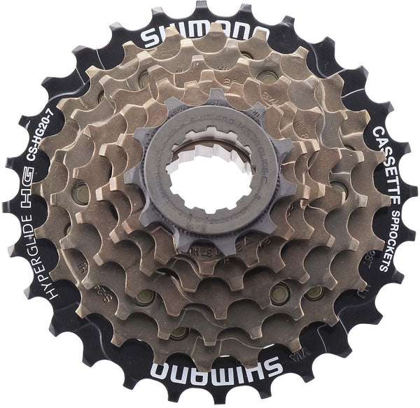 Shimano - CS-HG20 7-speed cassette 12 - 28T