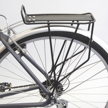 M-Part - Ridge rear pannier rack - disc black