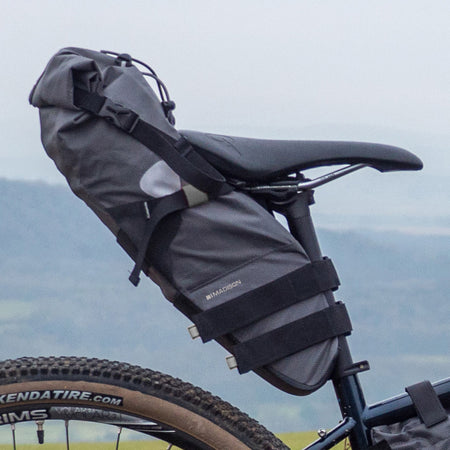 Madison - Caribou bikepacking seat pack, waterproof, large