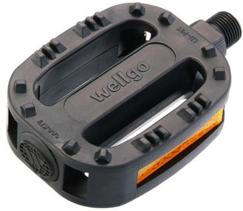 "Wellgo - Junior pedal 14 - 20"" wheel 9/16"
