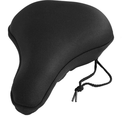 M-Part Universal fitting gel saddle cover with drawstring