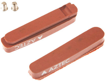 Aztec - Road insert brake blocks, carbon compound
