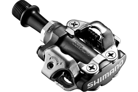 Shimano - PD-M540 MTB SPD pedals - two sided mechanism, black