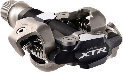 Shimano - PD-M9000 XTR MTB SPD XC race pedals - two-sided mechanism
