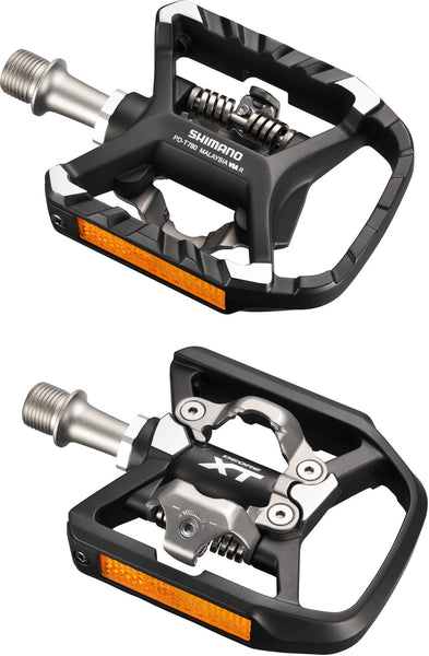 Shimano - PD-T780 XT MTB SPD Trekking pedals - single-sided mechanism