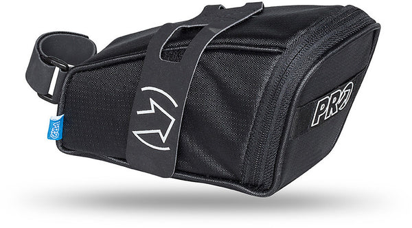 PRO - Maxi Pro saddlebag with Velcro-style hook-and-loop strap