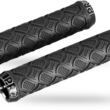 Pro - Dual lock Race grip - 31 mm - black