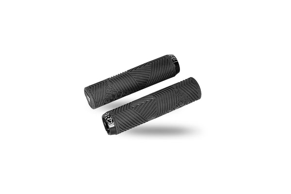 Pro Dual lock Sport grip - 32 mm - black