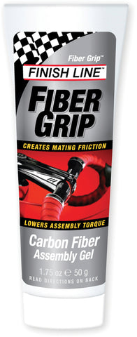 Finish Line - Fiber Grip carbon fibre assembly gel 1.75 oz / 50 ml