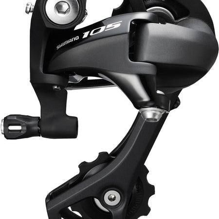 Shimano RD-5800 105 11-speed rear derailleur, GS, for low gear 28-32T, black