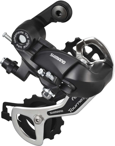 Shimano - RD-TX35 6/7-speed rear derailleur with mounting bracket