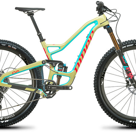 Niner RIP 9 RDO 29er Full on enduro machinery.