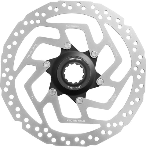 Shimano - SM-RT20 Tourney TX Centre-Lock disc rotor, for resin pad only, 180 mm